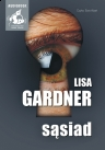 """Sąsiad"" Audiobook Lisa Gardner"
